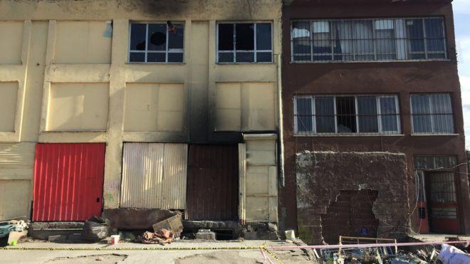 Ankara'da 5 Afgan işçinin yanarak öldüğü binada, 'içerideki insanlar geç fark edildi'