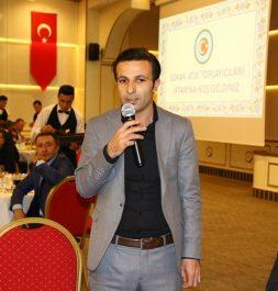 Türk-İş Konfederasyonu'nun Düzenlediği İftar Yemeğine Davet Edildik