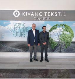 Adana Ticaret Odası başkanı sayın Zeki Kıvanç ile verimli bir görüşme gerçekleştirdik.